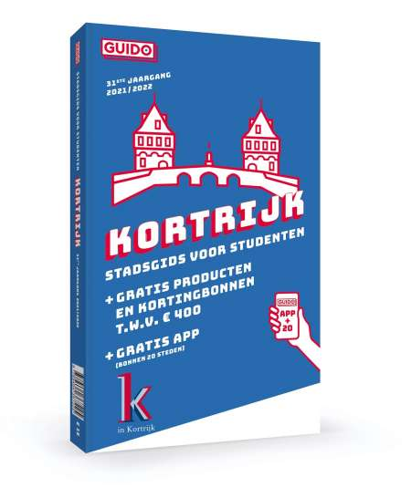 cover Kortrijk